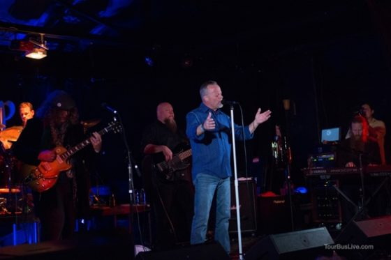 Lanny & The MLK's Benefit Concert 2015